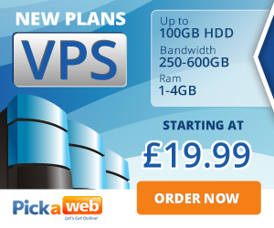 Get a VPS (Virtual Private Server) with full root access and much more...