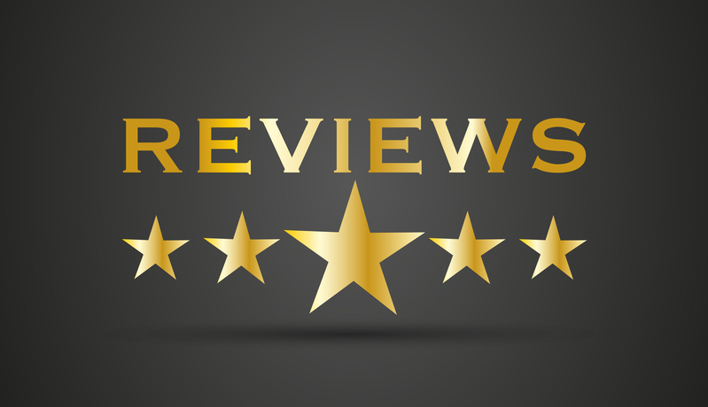 Easy to book customer reviews