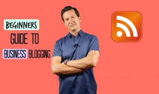 Beginners guide to business blogging