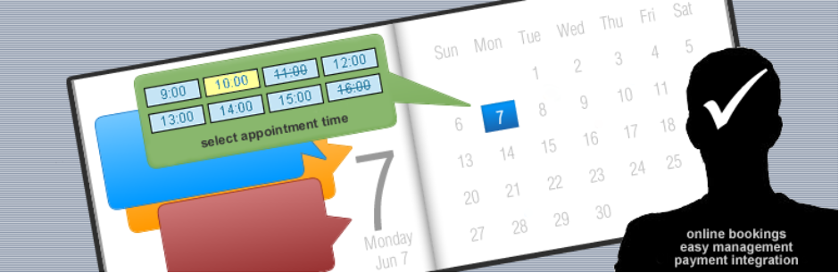 Appointment Booking Calendar