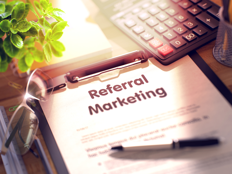 Guide to referral marketing