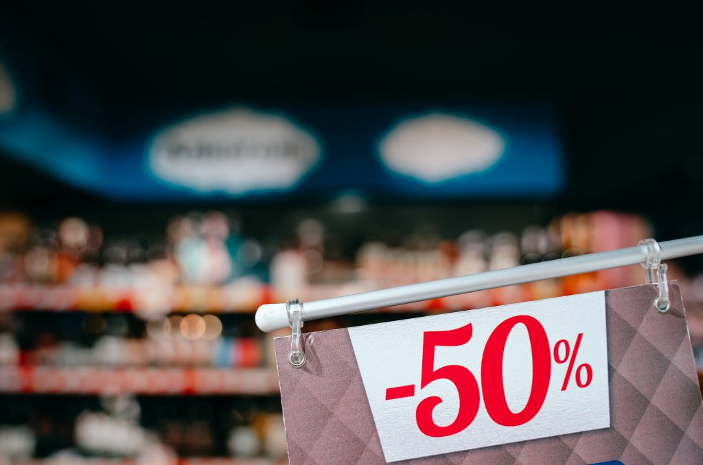 Driving more sales with promotional prices